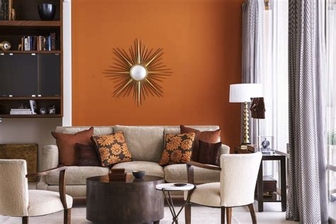 decor paint colors for home interiors decorating with a warm color scheme