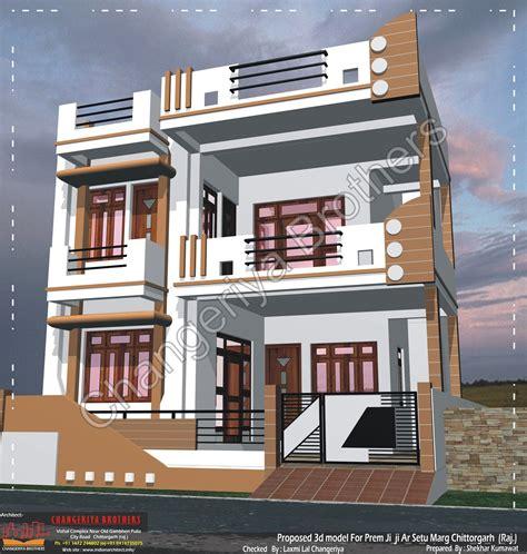 Home Naksha Design Online by Mr Prem Ji At Chittorgarh 30x60 3d Model And Project Work