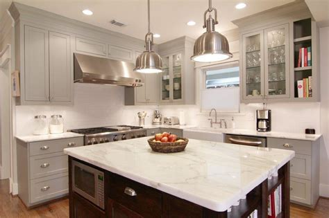 brushed nickel pendant lighting kitchen lighting ideas