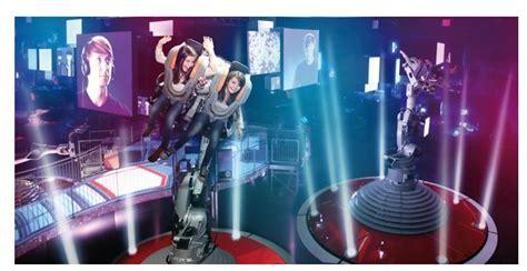 Danse Avec Les Robots Futuroscope 972 by Tarif 233 Tudiant Pour Le Futuroscope