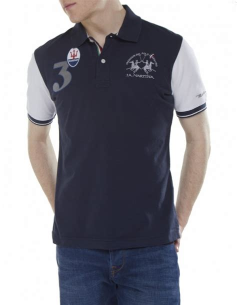 Maserati Shirt by La Martina Maserati Polo Shirt Jules B