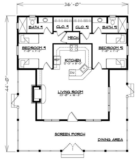 guest house plans free 462 best images about tiny house floorplans on pinterest