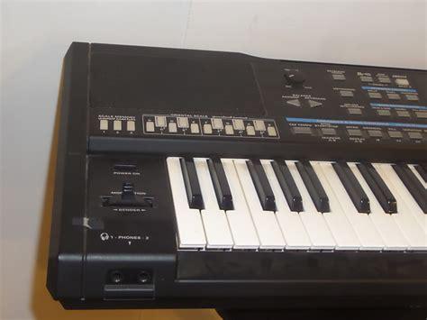 Keyboard Arranger Roland roland exr 40 or keyboard arranger synthesizer 40or reverb