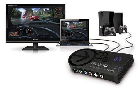 Roxio Game Capture HD Pro (PS4/PS3/Wii/Xbox 360/Xbox One