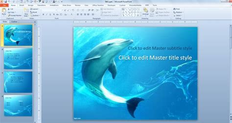 Powerpoint 2007 Templates For Presentations With Awesome Slide Designs And Backgrounds This Is Microsoft Powerpoint 2007 Templates
