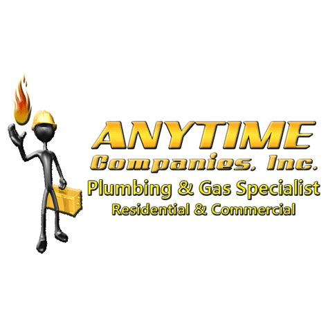 Anytime Plumbing by Anytime Companies Inc Plumbing And Gas In West Palm