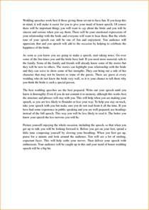 similiar maid of honor speech examples keywords