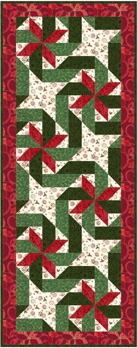 1000 ideas about quilted table runners on
