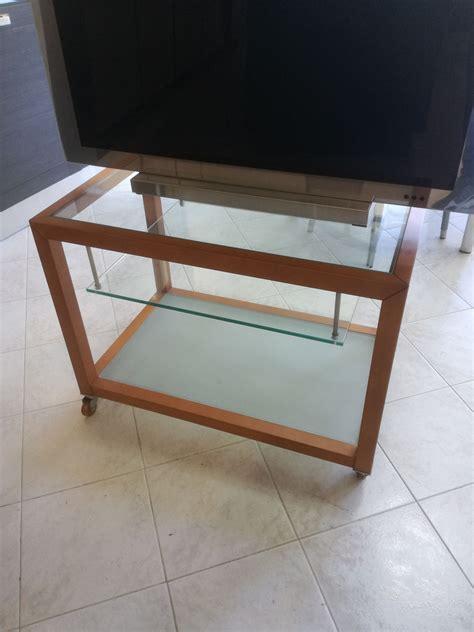 calligaris porta tv porta tv calligaris ciliegio e vetro 150 00 borghetti