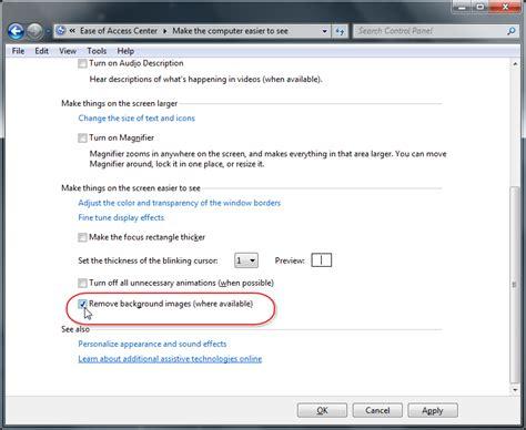 menghilangkan wallpaper hitam windows 7 cara menghilangkan background desktop windows 7 trik