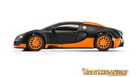 bugatti veyron scalextric scalextric c3661 bugatti veyron slot car union