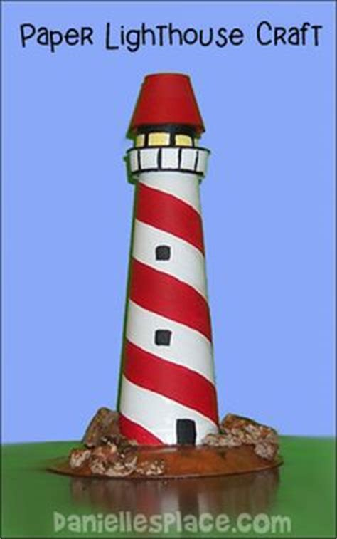 lighthouse craft project 1000 images about lighthouses on lighthouse