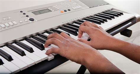 play piano with computer keyboard nationwide music exams