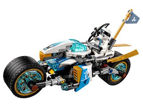 Lego Ninja Motorrad by Lego 70639 Stra 223 Enrennen Des Schlangenjaguars Ninjago