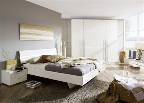 rauch schlafzimmer weiß wandfarbe im schlafzimmer nach feng shui