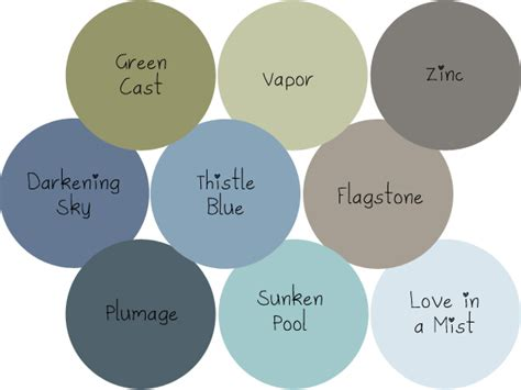 martha stewart whole house color scheme wall colors engineering a home