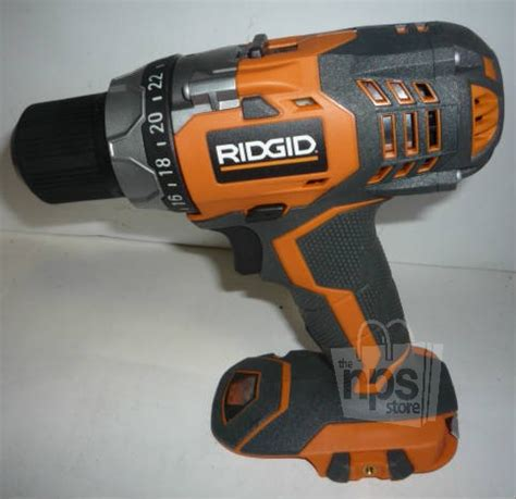 ridgid 18v compact drill and impact driver combo