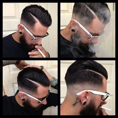 rockabilly rear view of men s haircuts 14 rockin rockabilly hairstyles for men