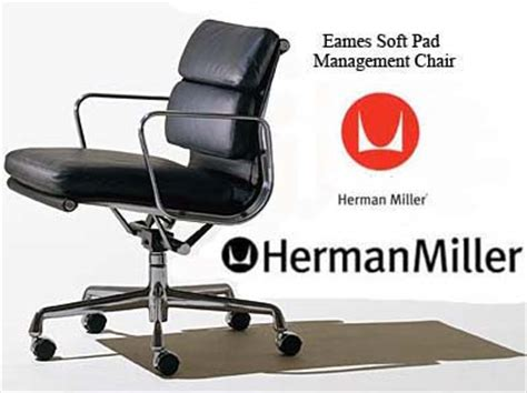 eames aluminum soft pad group office task desk chairs  herman miller