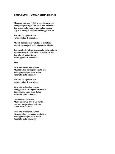 Lirik Lagu Denganmu Tuhan Kukan Berjalan - Gambar Ngetrend