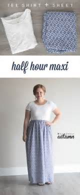 how to make a cap sleeve maxi dress in 30 minutes it s