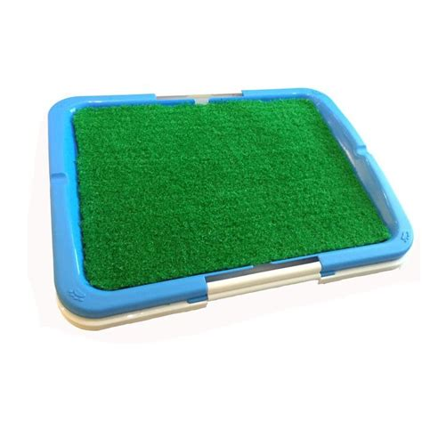 puppy grass pad portable puppy toilet pet grass pad buy home garden