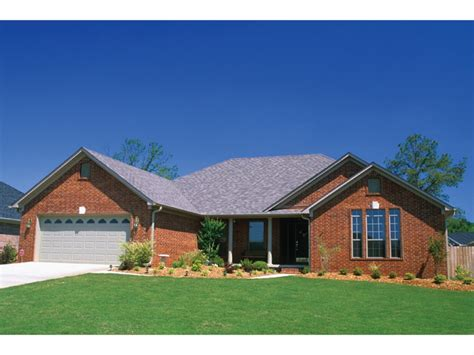 Masonry House Plans by Brick Home Ranch Style House Plans Ranch Style Homes