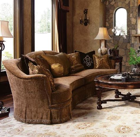 4 high end furniture manor home sofa collection