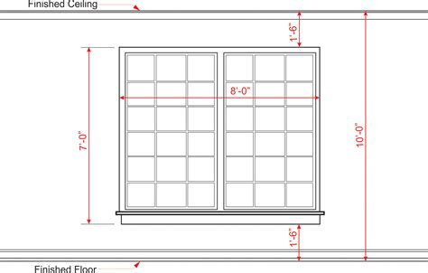 curtain measuring chart how to 187 how to measure windows for curtains inspiring