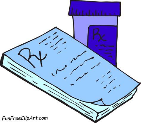 pills clipart prescription pencil and in color