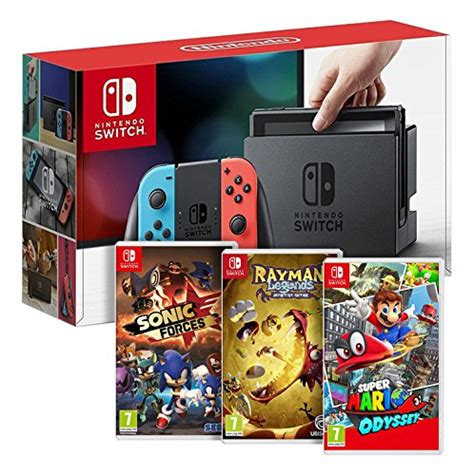 amazon nintendo switch cyber monday la nintendo switch 224 359 euros avec super