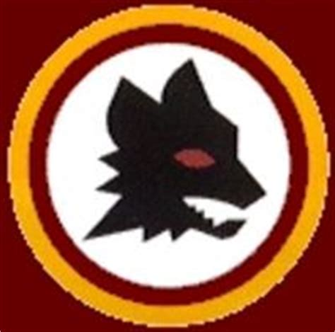 Kaost Shirt As Roma Il Lupo as roma new official logo soccer