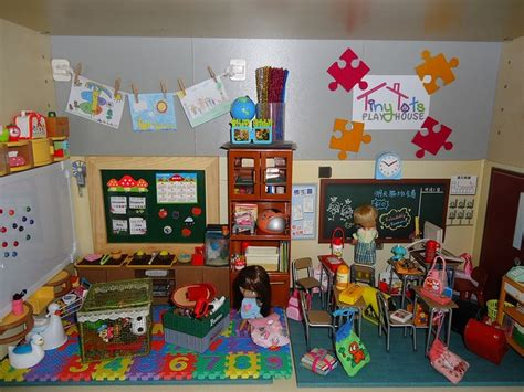 Tiny Tots Home Daycare Burlington Tiny Tots Play House By Rementr Via Flickr 1 6th Scale