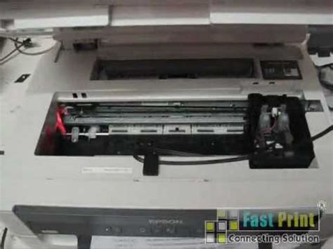 Tinta Printer Epson K100 tutorial pemasangan infus modifikasi epson k100 dan k200