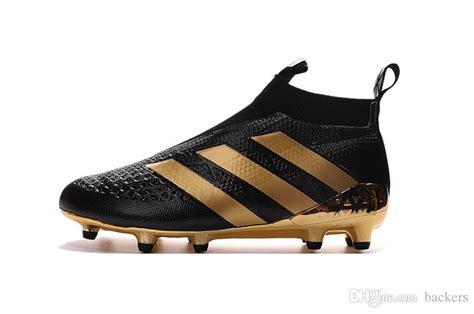 2019 originals adidas ace 16 purecontrol fg soccer shoes boots slip on cheap original