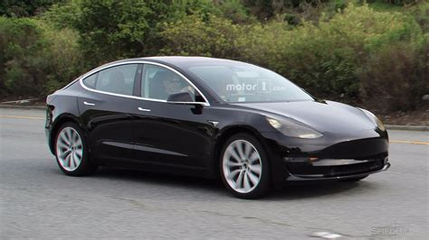 tesla model 3 36 high res images of white tesla model 3 w video