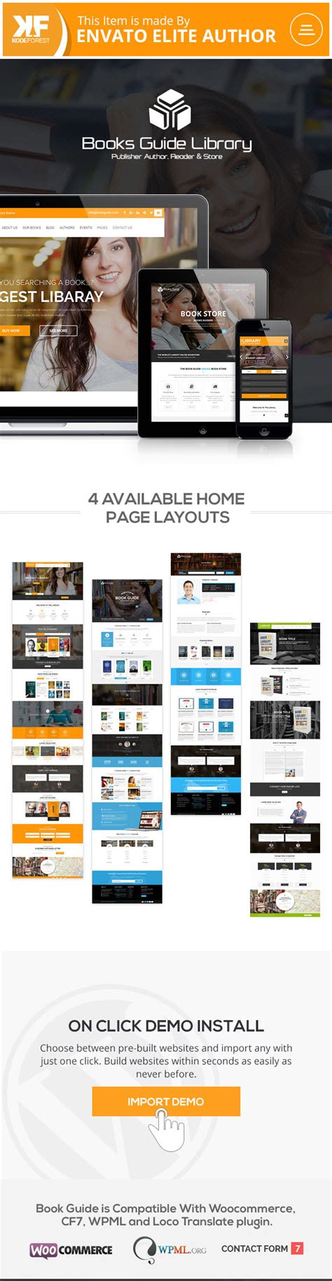 themes bookstore book store wordpress theme book store wp webdesign