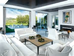 celebrity home interiors beverly hills residence for celebrities digsdigs