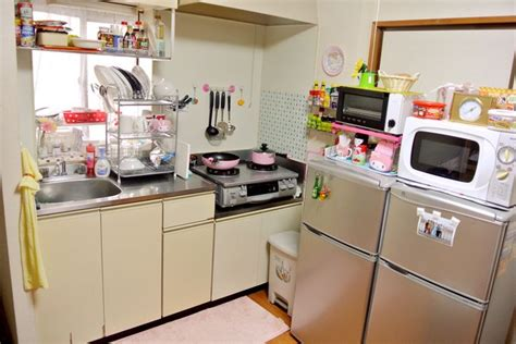 Typical Japanese Apartment Interior Adorable Japanese Apartment Kitchen