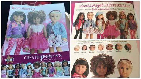 american doll design your own american girl custom doll line i create design your own