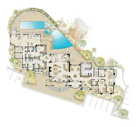 luxury villa floor plans the rocks scottsdale arizona private golf community and