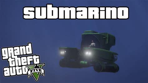 gta   psxbox  nuevo submarino kraken nuevo