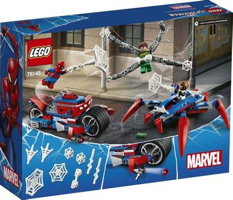 lego marvel spider man spider man doktor octopusa karsi
