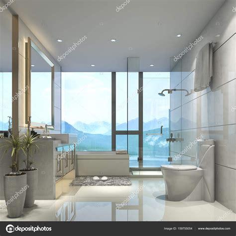 imagenes cuartos de bano de lujo  representacion