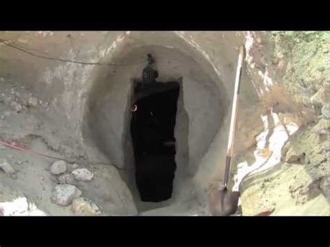 building a bunker in your backyard video how to build your own underground shelter bunker kids style fun video