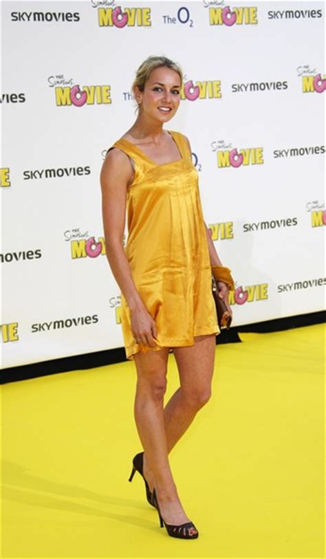Fashion At The Uk Simpsons Premiere And We Use That Term Lightly by Hervey Photos Photos The Simpsons