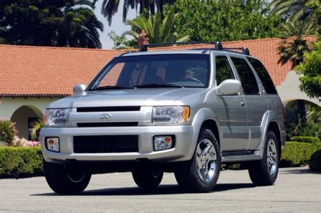 nissan infiniti 2003 271 000 nissan infiniti suvs recalled for potential