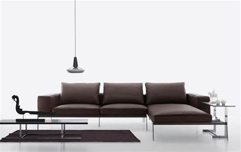 china american style leather modern leather sofa a9768 1