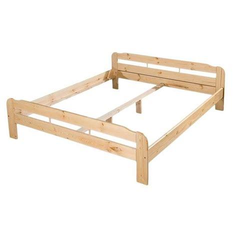 Komplett Bett 140x220 Naturholz In Herrenberg Betten