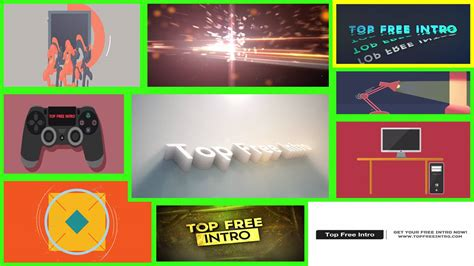 Best Free Ae Templates top 10 free intro templates 2017 after effects cs6